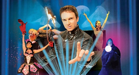 Michael Boyd Illusionist