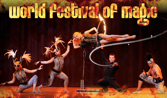 World Festival Magic 2012